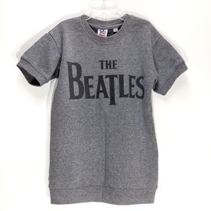 Junk Food | The Beatles Short Sleeve Sweatshirt